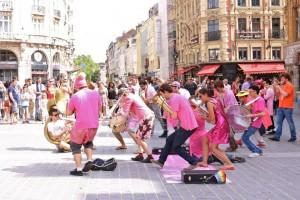 Place de l'Opéra, Lille - 7 Juin 2014
