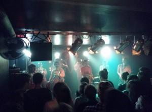 Concert au Circus, Lille - 05.12.2015