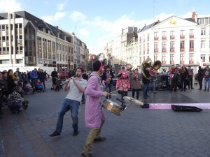 Grand-Place, Lille - 15.02.2014