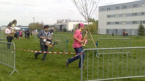 Course contre le cancer, Villeneuve-d'Ascq - Mars 2014