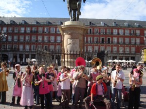 Madrid, Espagne - 29.10.2007, BIT 2007
