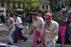 Place Saint-Michel, Paris - 01.06.2013