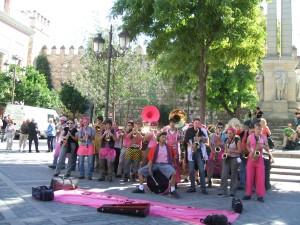 Séville, Espagne - 30.10.2007, BIT 2007