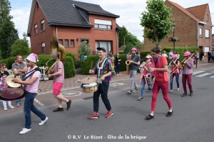 Fête de la brique, Le Bizet - 04.06.2017
