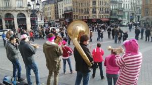 Place de l'Opéra, Lille - 26.03.2016