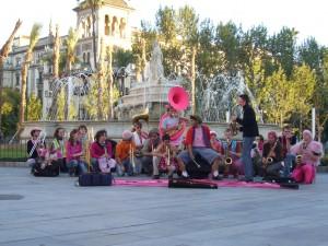 Séville, Espagne - 31.10.2007, BIT 2007