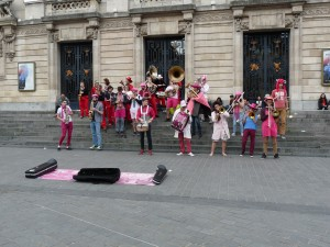 Avec La Frontale, Place de l'Opéra, Lille - 27.04.2017