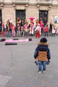 Avec La Frontale, Place de l'Opéra, Lille - 25.02.2017