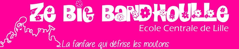 Ze Big Bandhoulle, la joyeuse fanfare de l'Ecole Centrale de Lille