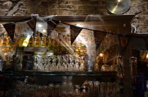 Le bar de l'auberge, Cork - 28.10.2017